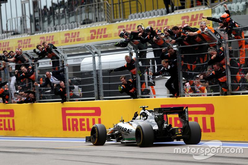 Perez has three fastest laps to his name