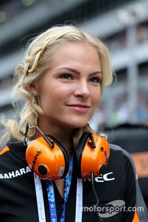 Darya Klishina, atleta olímpica russa
