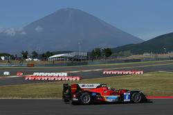 #8 Race Performance Oreca 03R Judd: Shinji Nakano, Nicolas Leutwiler