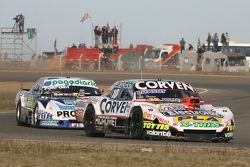 Juan Marcos Angelini, UR Racing Dodge, Emiliano Spataro, UR Racing Dodge