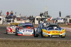 Josito di Palma, CAR Racing Torino, Christian Ledesma, Jet Racing Chevrolet, Juan Manuel Silva, Cata