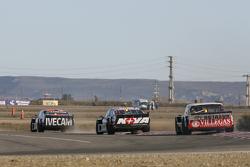 Juan Pablo Gianini, JPG Racing Ford, Matias Rossi, Donto Racing Chevrolet, Guillermo Ortelli, JP Rac
