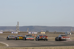 Juan Manuel Silva, Catalan Magni Motorsport Ford, Christian Ledesma, Jet Racing Chevrolet, Josito di