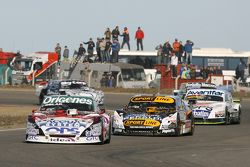 Camilo Echevarria, Coiro Dole Racing Torino, Leonel Pernia, Las Toscas Racing Chevrolet, Leonel Sotr