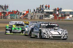 Laureano Campanera, Donto Racing Chevrolet, Mauro Giallombardo, Maquin Parts Racing Ford