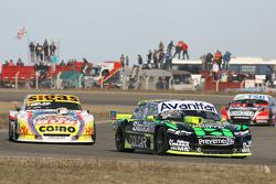 Mauro Giallombardo, Maquin Parts Racing Ford, Mauricio Lambiris, Coiro Dole Racing Torino