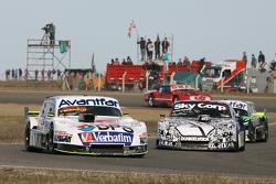 Leonel Sotro, Alifraco Sport Ford, Laureano Campanera, Donto Racing Chevrolet