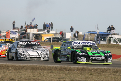 Mauro Giallombardo, Maquin Parts Racing Ford, Laureano Campanera, Donto Racing Chevrolet