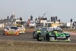 Mauro Giallombardo, Maquin Parts Racing Ford, Lionel Ugalde, Ugalde Competicion Ford