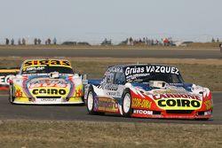 Lionel Ugalde, Ugalde Competicion Ford, Mauricio Lambiris, Coiro Dole Racing Torino