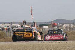 Leonel Pernia, Las Toscas Racing Chevrolet, Jose Manuel Urcera, JP Racing Torino