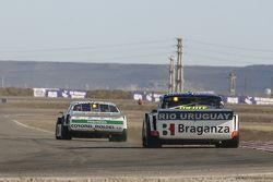 Lionel Ugalde, Ugalde Competicion Ford, Laureano Campanera, Donto Racing Chevrolet