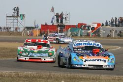 Martin Ponte, Nero53 Racing Dodge, Carlos Okulovich, Sprint Racing Torino, Gabriel Ponce de Leon, Ponce de Leon Competicion Ford