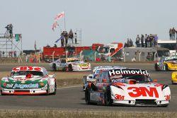 Mariano Werner, Werner Competicion Ford, Carlos Okulovich, Sprint Racing Torino, Sergio Alaux, Coiro
