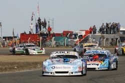 Federico Alonso, Taco Competicion Torino, Martin Ponte, Nero53 Racing Dodge, Gaston Mazzacane, Coiro