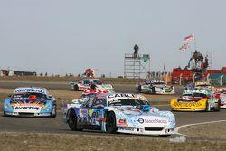 Federico Alonso, Taco Competicion Torino, Martin Ponte, Nero53 Racing Dodge, Nicolas Bonelli, Bonelli Competicion Ford