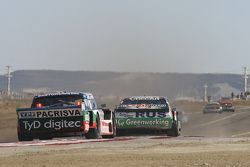 Mathias Nolesi, Nolesi Competicion Ford, Gaston Mazzacane, Coiro Dole Racing Chevrolet