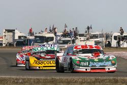 Carlos Okulovich, Sprint Racing Torino, Nicolas Bonelli, Bonelli Competicion Ford, Matias Jalaf, Cat
