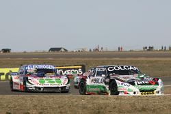 Gaston Mazzacane, Coiro Dole Racing Chevrolet, Mathias Nolesi, Nolesi Competicion Ford