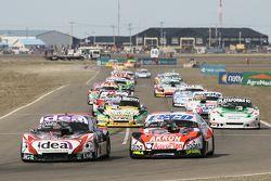 Norberto Fontana, Laboritto Jrs Torino, Guillermo Ortelli, JP Racing Chevrolet, Omar Martinez, Marti