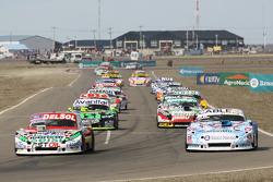 Juan Pablo Gianini, JPG Racing Ford, Federico Alonso, Taco Competicion Torino, Mauro Giallombardo, M