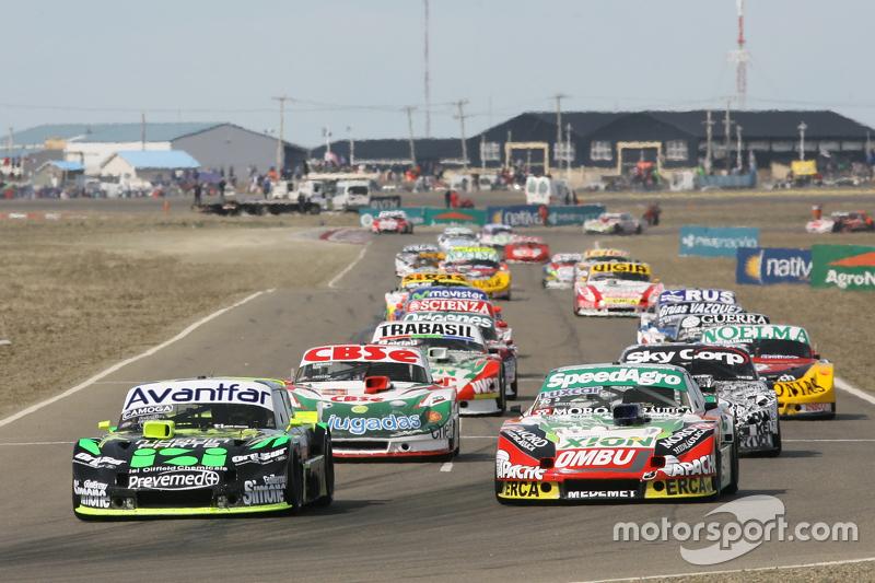 Мауро Галломбардо, Maquin Parts Racing Ford, Факундо Ардуссо, Trotta Competicion Dodge, Карлос Окуло