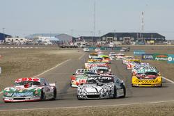 Carlos Okulovich, Sprint Racing Torino, Laureano Campanera, Donto Racing Chevrolet, Mariano Altuna,