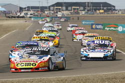 Lionel Ugalde, Ugalde Competicion Ford, Gabriel Ponce de Leon, Ponce de Leon Competicion Ford, Chris
