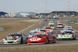 Christian Dose, Dose Competicion Chevrolet, Gaston Mazzacane, Coiro Dole Racing Chevrolet, Mathias Nolesi, Nolesi Competicion Ford