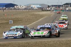 Emiliano Spataro, UR Racing Dodge, Mathias Nolesi, Nolesi Competicion Ford