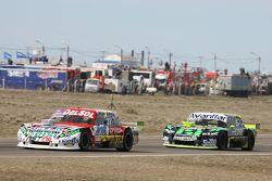 Juan Pablo Gianini, JPG Racing Ford, Mauro Giallombardo, Maquin Parts Racing Ford