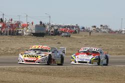 Sergio Alaux, Coiro Dole Racing Chevrolet, Juan Martin Trucco, JMT Motorsport Dodge