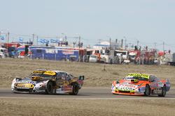Leonel Pernia, Las Toscas Racing Chevrolet, Jonatan Castellano, Castellano Power Team Dodge
