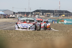 Camilo Echevarria, Coiro Dole Racing Torino, Matias Jalaf, Catalan Magni Motorsport Ford, Lionel Uga