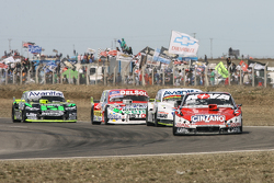 Matias Rossi, Donto Racing Chevrolet, Leonel Sotro, Alifraco Sport Ford, Juan Pablo Gianini, JPG Rac