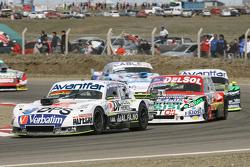 Leonel Sotro, Alifraco Sport Ford, Juan Pablo Gianini, JPG Racing Ford, Mauro Giallombardo, Maquin P