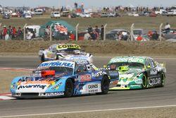 Martin Ponte, Nero53 Racing Dodge, Agustin Canapino, Jet Racing Chevrolet, Martin Serrano, Coiro Dole Racing Dodge