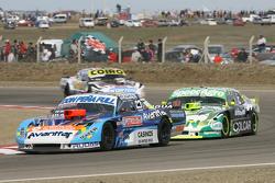 Martin Ponte, Nero53 Racing Dodge, Agustin Canapino, Jet Racing Chevrolet, Martin Serrano, Coiro Dol