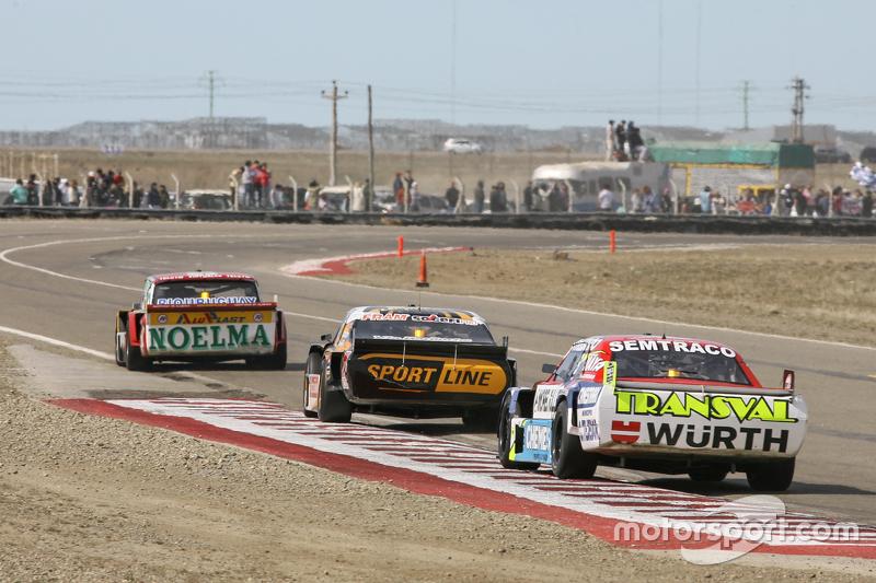 Prospero Bonelli, Bonelli Competicion Ford, Leonel Pernia, Las Toscas Racing Chevrolet, Juan Martin
