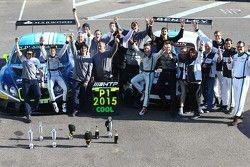 2015 champions #84 Bentley Team HTP Bentley Continental GT3: Maximilian Buhk, Vincent Abril