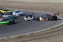 #1 Belgian Audi Club Team WRT Audi R8 LMS: Christopher Mies, Robin Frijns spins