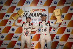 程飞、董荷斌获得首站亚洲勒芒系列赛富士首站LMP3组冠军