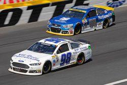 Reed Sorenson et Dale Earnhardt Jr., Hendrick Motorsports Chevrolet