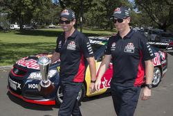 Craig Lowndes en Steven Richards, Triple Eight Race Engineering Holden