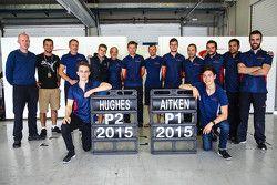 2015 title winner Jack Aitken, Koiranen GP with Jake Hughes, Koiranen GP