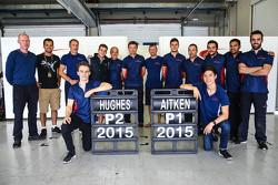 2016 title winner Jack Aitken, Koiranen GP with Jake Hughes, Koiranen GP