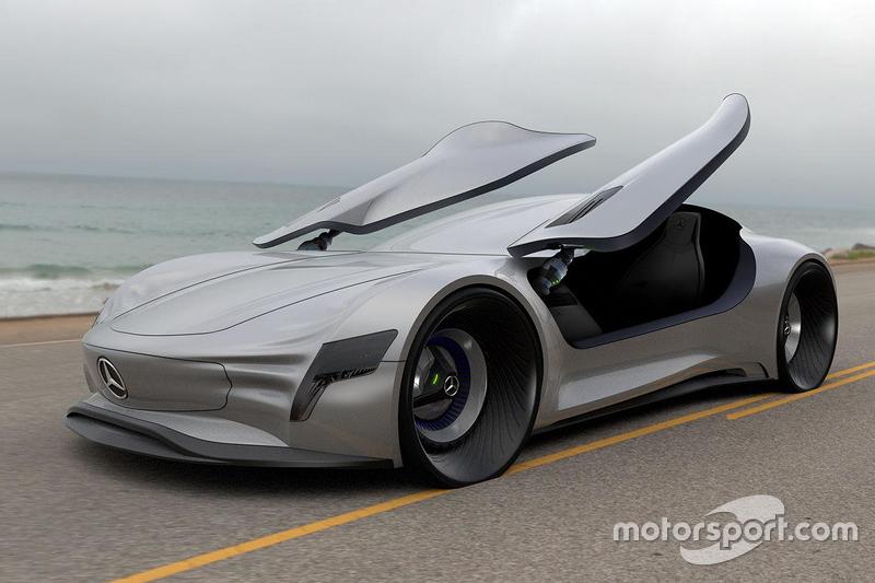 Mercedes SL|PURE