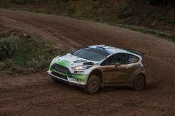 Raul Jeets e Andrus Toom, Ford Fiesta R5