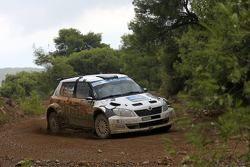Jaromir Tarabus e Daniel Trunkat, Skoda Fabia S2000