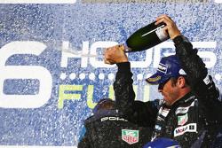 Ganador GTE-Am class Patrick Dempsey, Dempsey Proton Competition